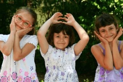 女孩高雅有涵养的名字双胞胎 双胞胎女孩取名大全